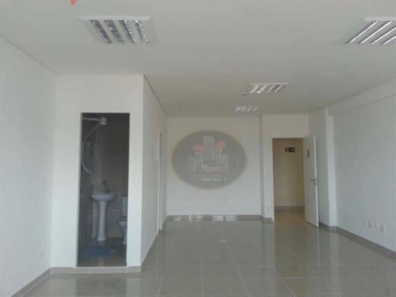 Sala à venda, 52 m² por R$ 330.000,00 - Vila Matias - Santos/SP