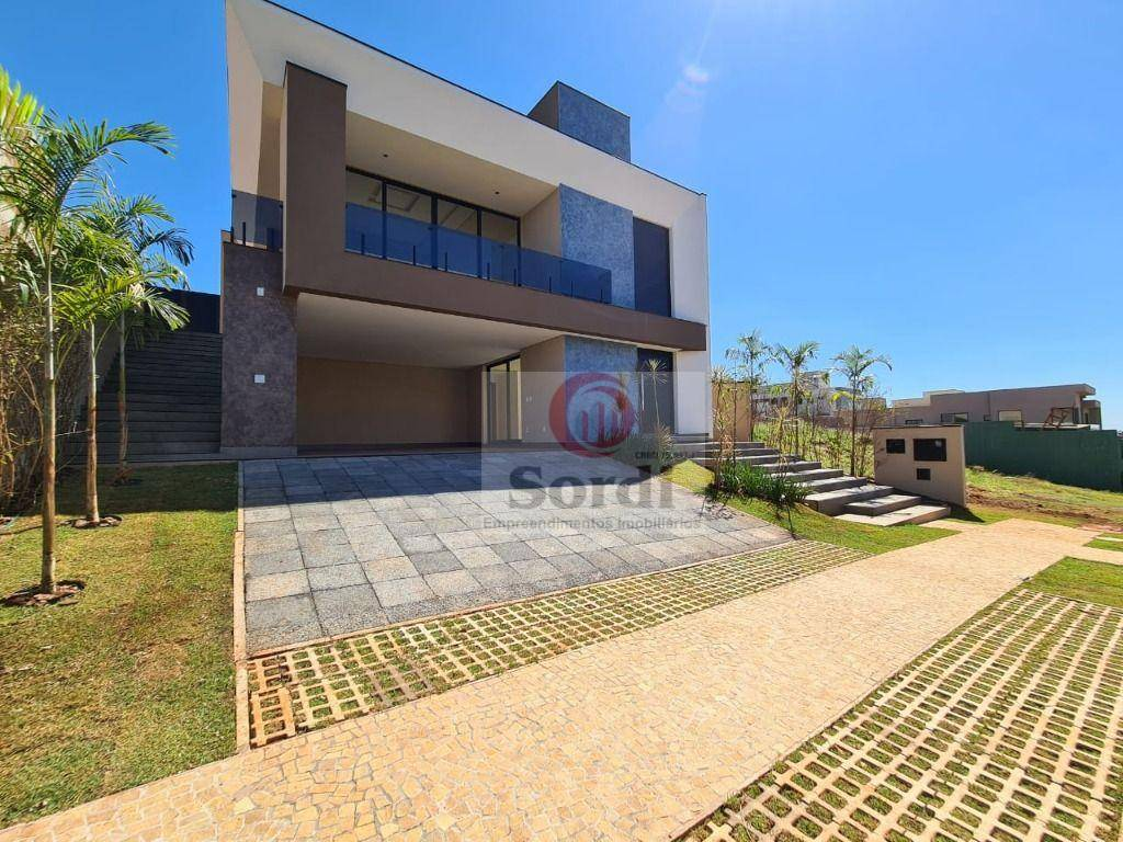 Casa com 3 dormitórios à venda, 318 m² por R$ 1.800.000,00 - Alphaville III - Ribeirão Preto/SP