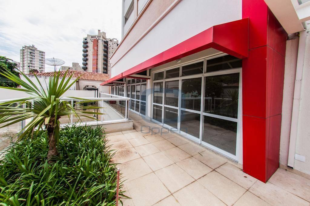 Loja comercial para locação, Botafogo, Campinas.