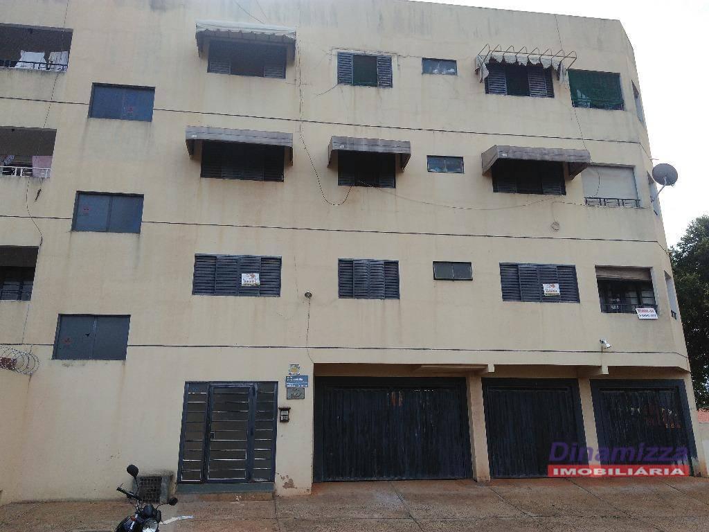 Apartamento residencial para locação, Vila Celeste, Uberaba.