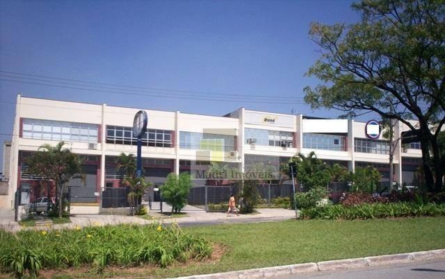 Galpão para alugar, 900 m² por R$ 25.000,00/mês - Tamboré - Barueri/SP