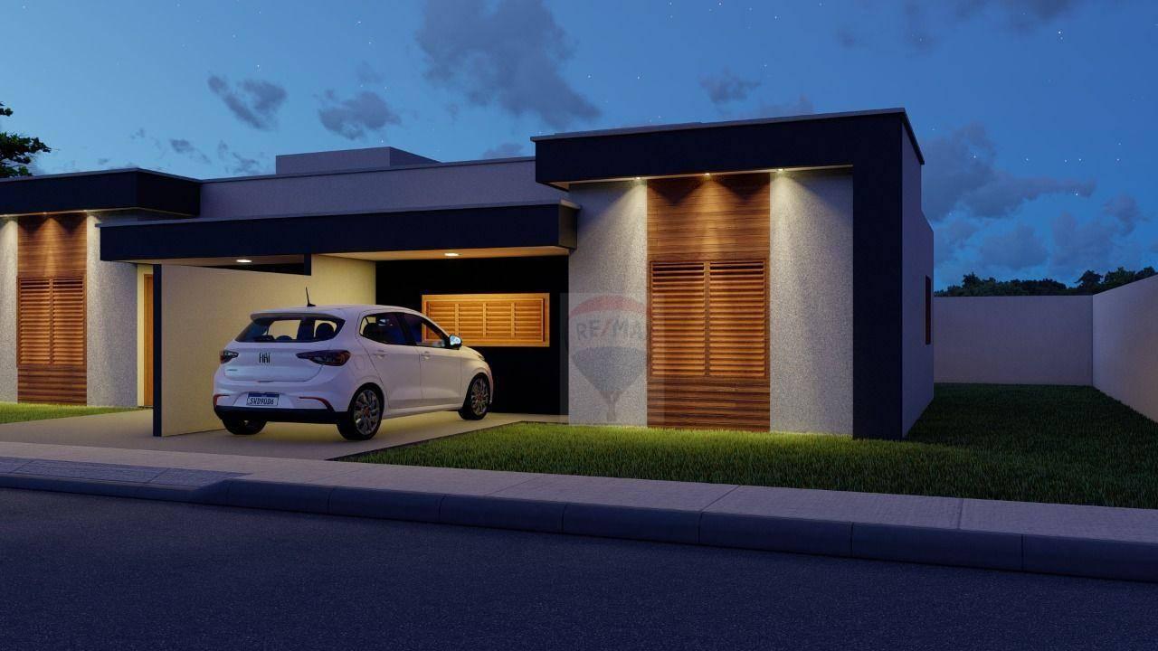 Casa com 2 dormitórios à venda, 68 m² por R$ 127.000,00 - Bela Vista - Macaíba/RN