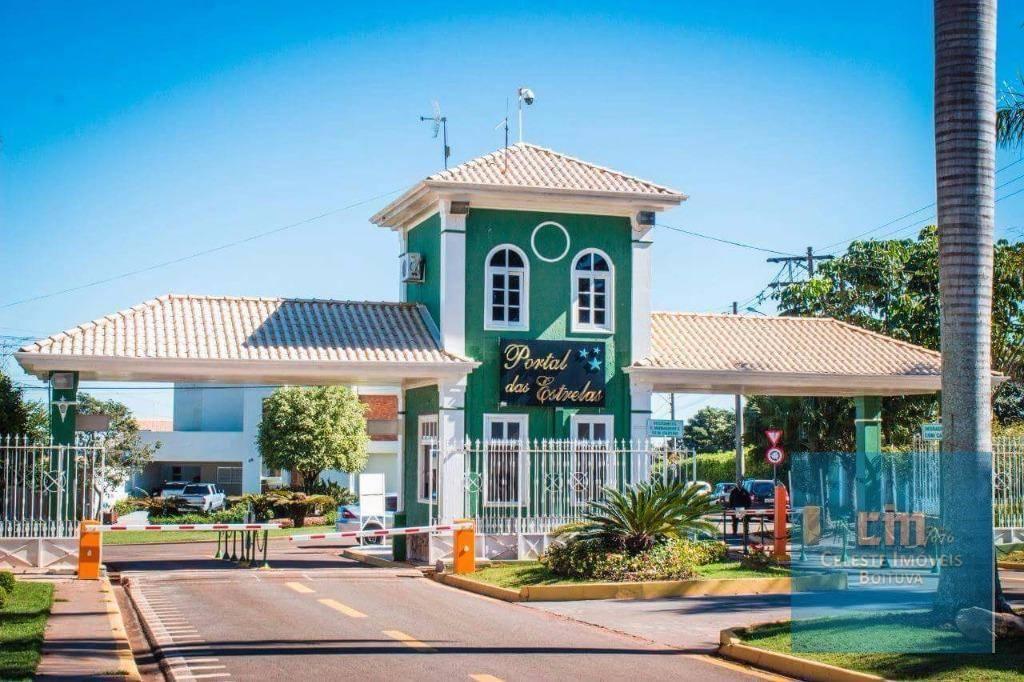 Terreno à venda, 547 m² por R$ 258.967,50 - Portal  das Estrelas - Boituva/SP