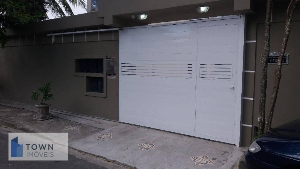 Flat com 1 dormitório para alugar, 46 m² por R$ 1.200/mês - Maravista - Niterói/RJ
