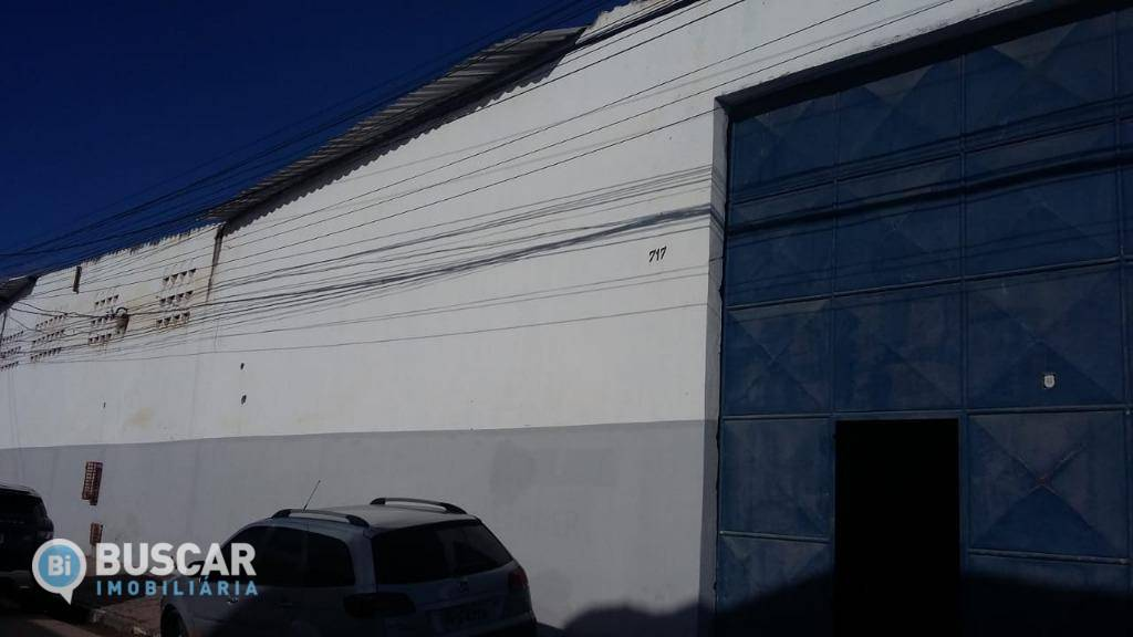 Galpão para alugar, 200 m² por R$ 2.000/mês - Baraúnas - Feira de Santana/BA