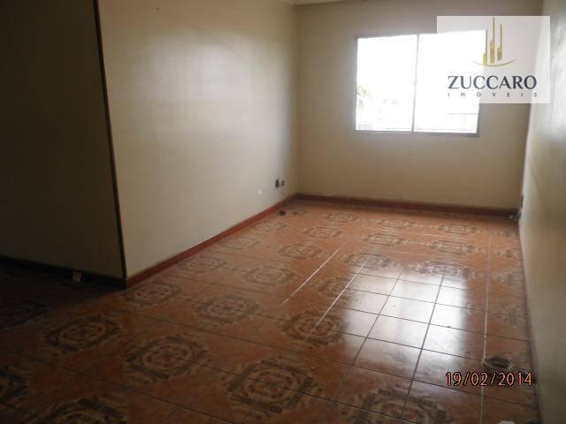 Apartamento de 3 dormitórios à venda em Vila Camargos, Guarulhos - SP