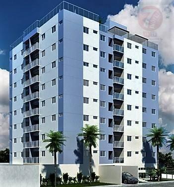 Apartamento residencial à venda, Camboinha, Cabedelo - AP040