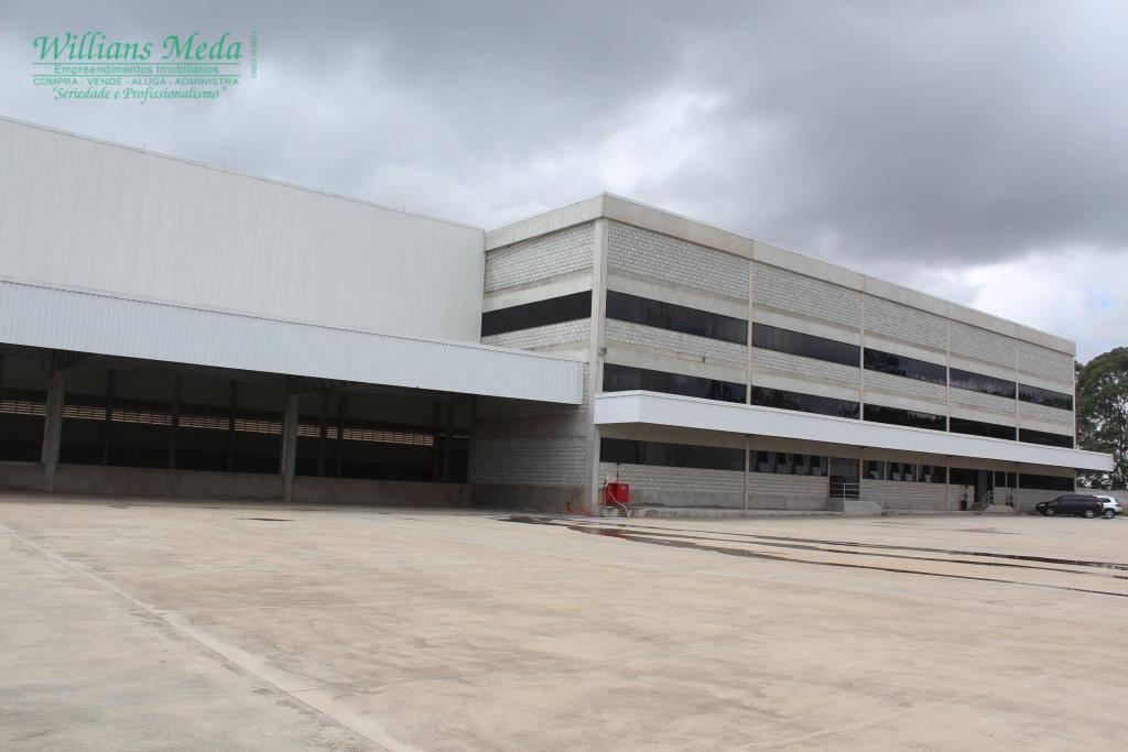 Galpão comercial para venda e locação, Jardim da Glória, Cotia.