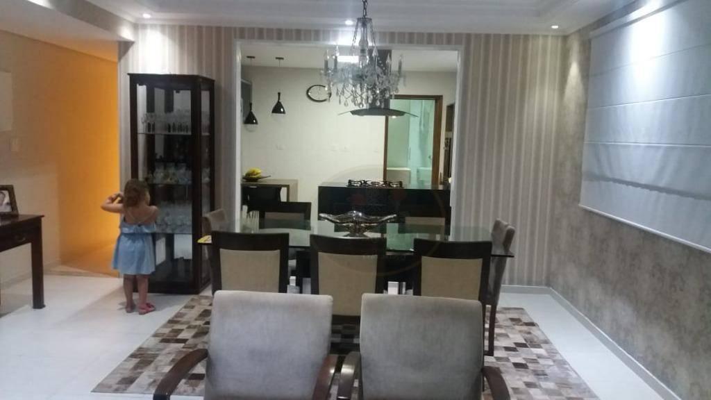 Casa à venda, 175 m² por R$ 1.100.000,00 - Gonzaga - Santos/SP