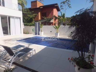 Sobrado com 5 dormitórios à venda, 300 m² por R$ 3.000.000 - Riviera de São Lourenço - Bertioga/SP