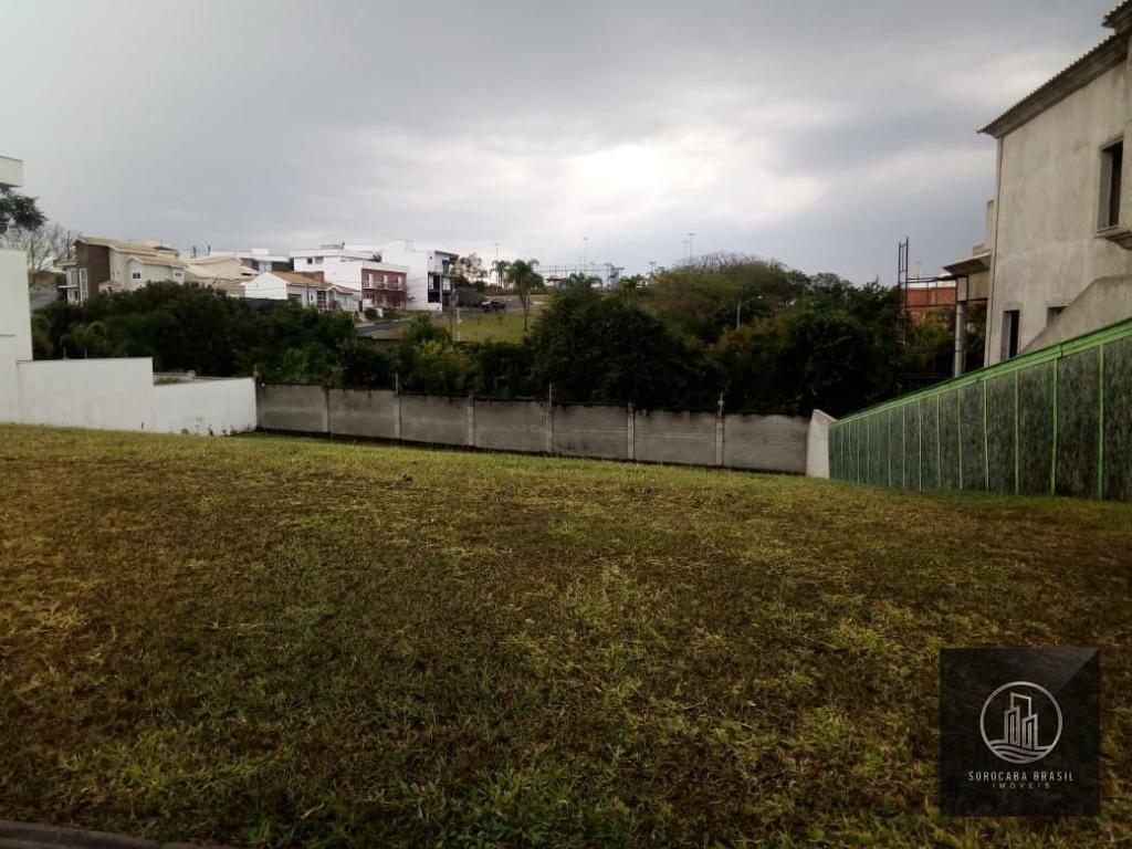 Terreno à venda, 659 m² por R$ 400.000,00 - Alphaville Nova Esplanada II - Votorantim/SP