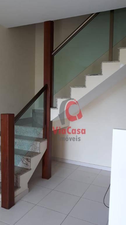 Casa em Extensão Novo Rio das Ostras  -  Rio das Ostras - RJ