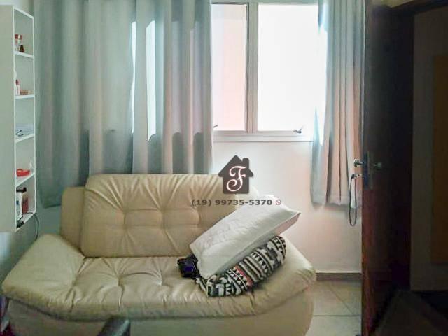 Kitnet com 1 dormitório à venda, 48 m² por R$ 191.400,00 - Centro - Campinas/SP