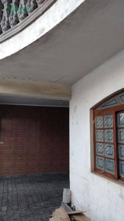 Sobrado à venda, 250 m² por R$ 500.000,00 - Vila Bremen - Guarulhos/SP