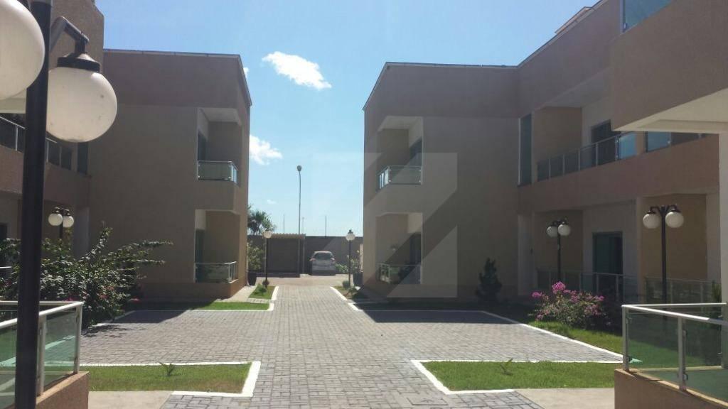 Apartamento com 3 dormitórios para alugar, 106 m² por R$ 1.433,02/mês - Lagoa - Porto Velho/RO