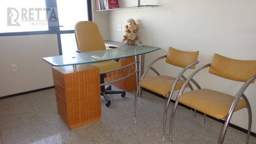 Ed. Harmony Medical Center, Aldeota, 49 m²