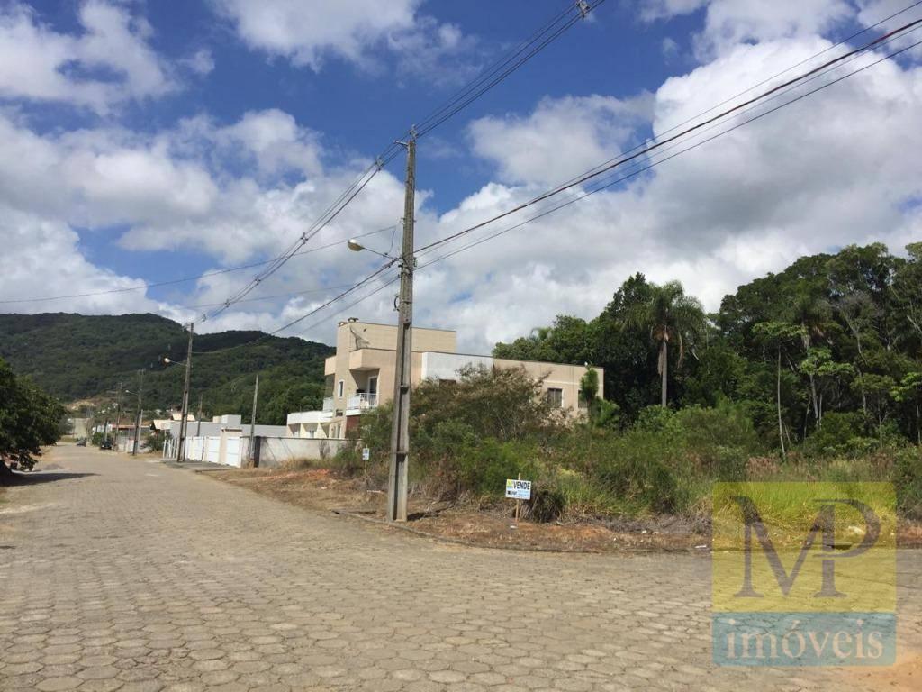 Terreno à venda, 420 m² por R$ 170.000,00 - Nossa Senhora de Fatima - Penha/SC
