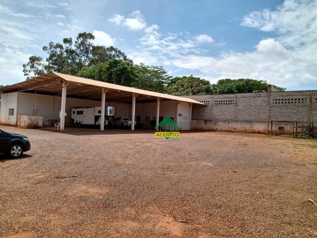 Barracão para alugar no Chácaras Arco-Íris em Araçatuba/SP