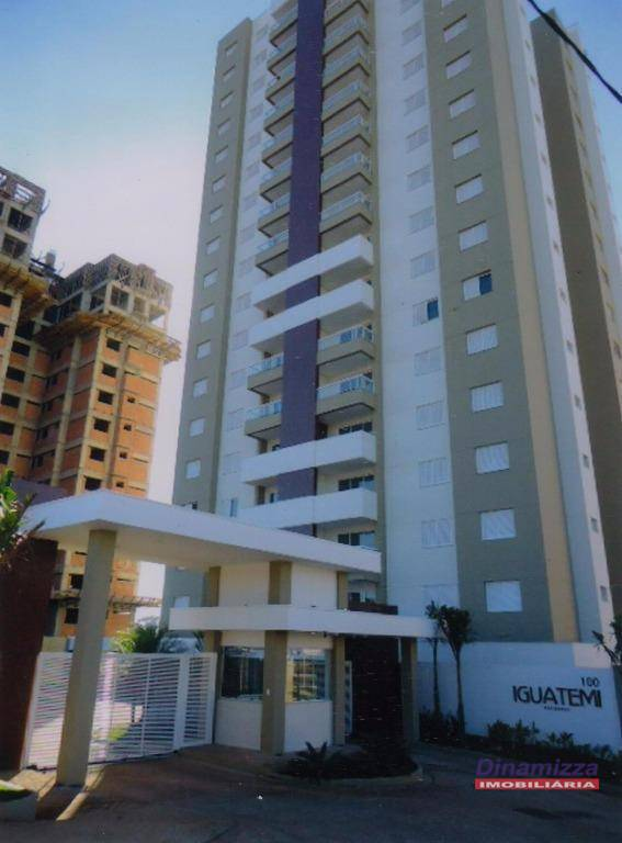 Apartamento residencial à venda, Santa Maria, Uberaba - AP1767.