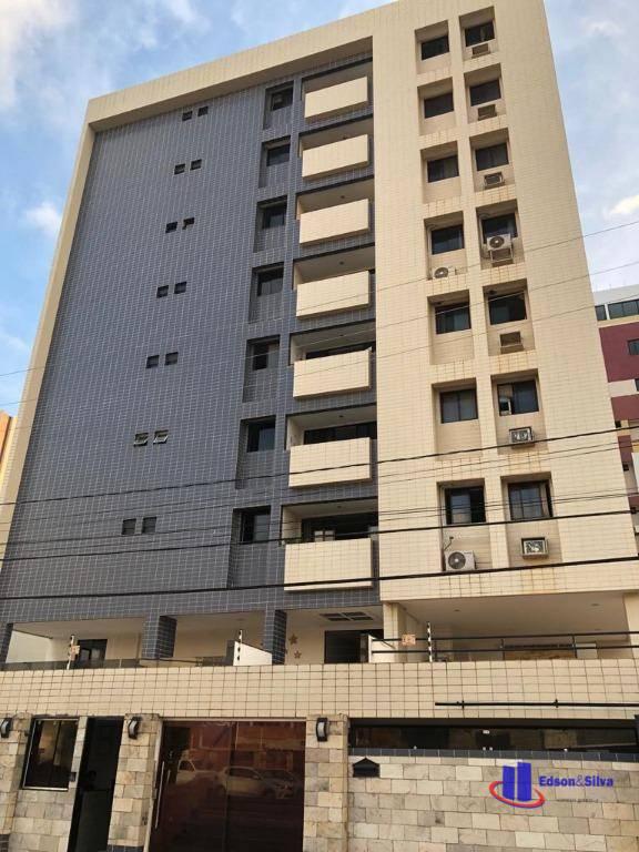 Apartamento com 2 dormitórios à venda, 75 m² por R$ 220.000,00 - Intermares - Cabedelo/PB