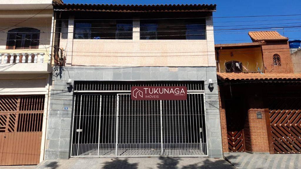 Salão para alugar, 210 m² por R$ 2.700,00/mês - Vila Barros - Guarulhos/SP
