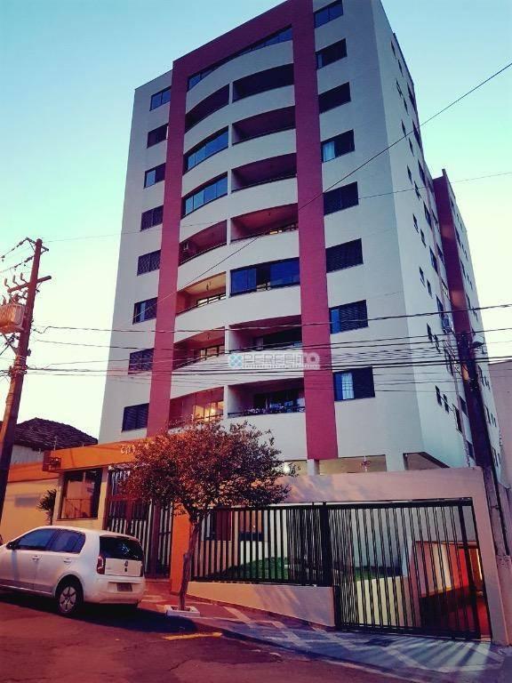 Apartamento à venda em Londrina com 2 dormitórios, 97 m² por R$ 330.000