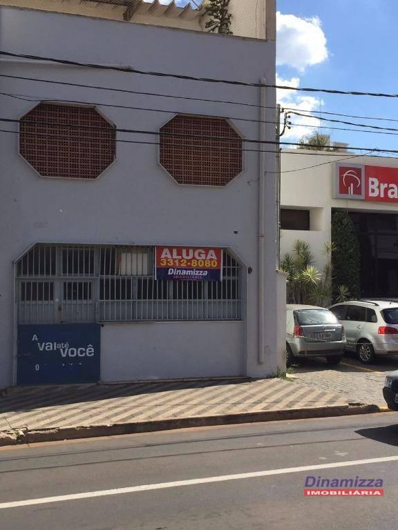 Loja para alugar, 310 m² por R$ 4.800/mês - Centro - Uberaba/MG