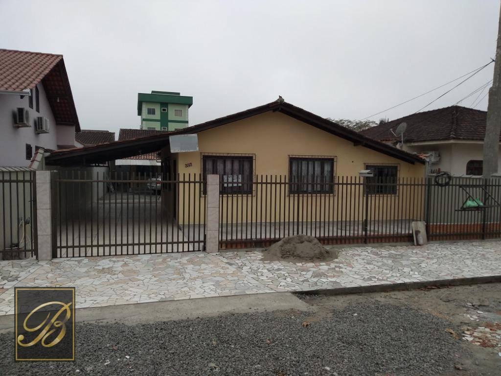 Casa residencial à venda, Aventureiro, Joinville.