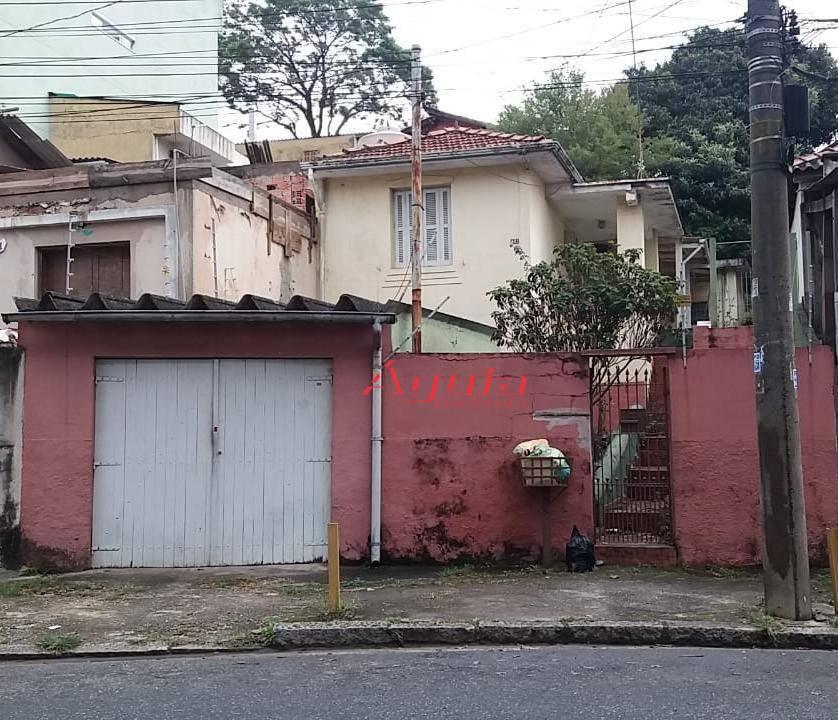 Terreno residencial à venda, Vila Alice, Santo André.