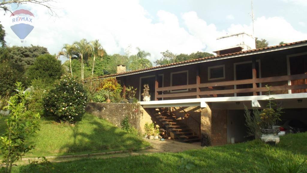 Casa com 5 dormitórios à venda, 459 m² por R$ 800.000 - Chácaras Interlagos - Atibaia/SP