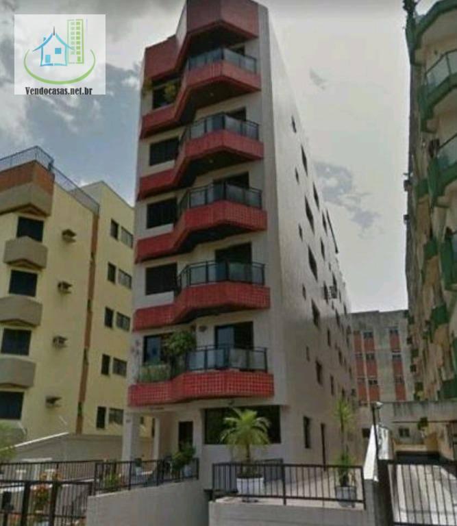 Apartamento com 2 dormitórios à venda, 80 m² por R$ 243.000,00 - Parque Enseada - Guarujá/SP