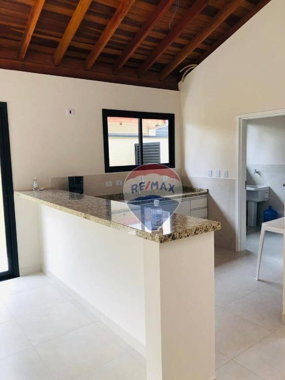 Casa com 3 dormitórios para alugar, 145 m² por R$ 4.500,00/mês - Jardim dos Pinheiros - Atibaia/SP
