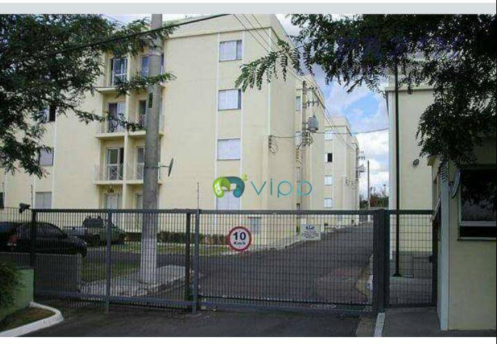 Apartamento residencial para venda e locação, Condomínio Jardim Primavera, Louveira.
