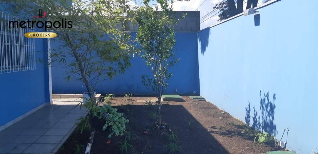 Casa com 3 dormitórios à venda, 177 m² por R$ 1.190.000 - Jardim São Caetano - São Caetano do Sul/SP