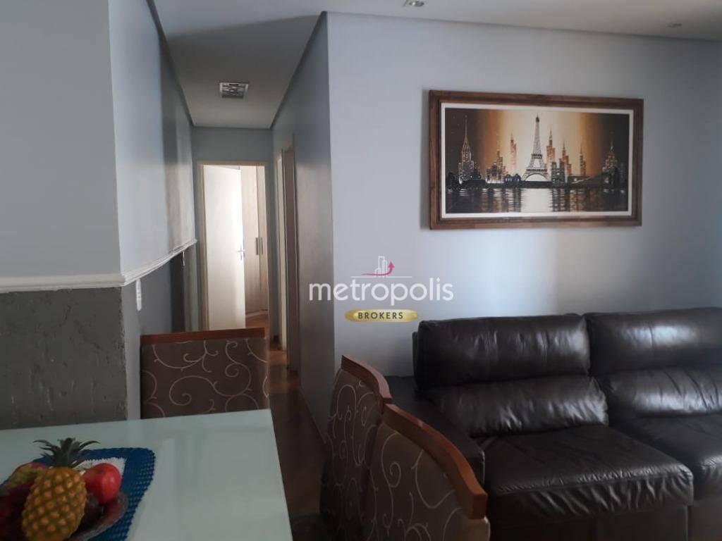 Apartamento à venda, 52 m² por R$ 300.000,00 - Suíço - São Bernardo do Campo/SP