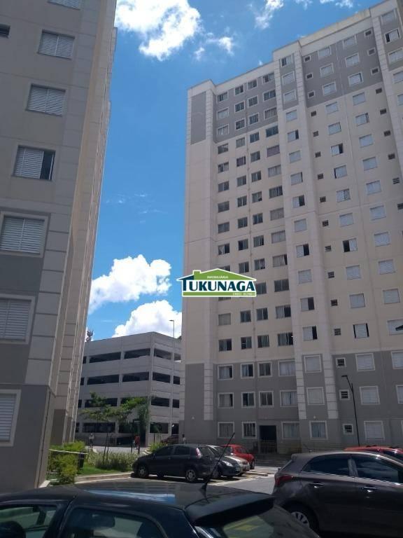 Apartamento à venda, 45 m² por R$ 265.000,00 - Gopoúva - Guarulhos/SP