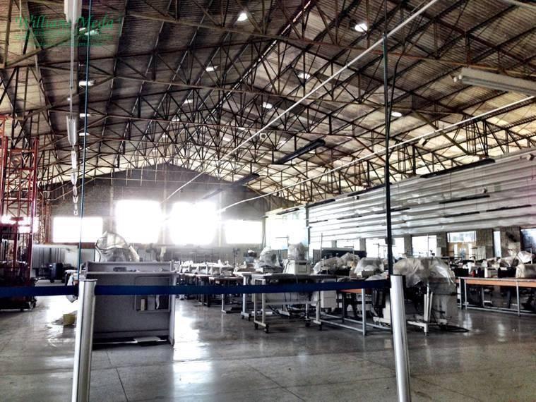 Galpão para alugar, 4009 m² - Jardim Rodeio - Mogi das Cruzes/SP