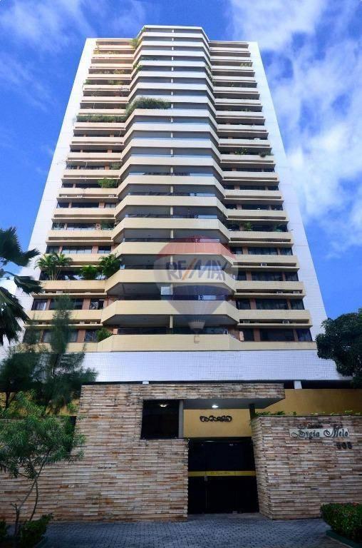 Apartamento à Venda, 4 quartos (1 suíte), 2 vagas, próximo do Shopping Recife