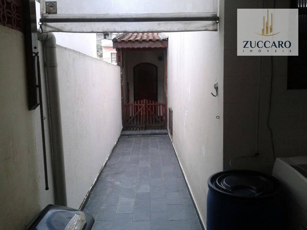 Sobrado de 3 dormitórios à venda em Jardim Flor Da Montanha, Guarulhos - SP
