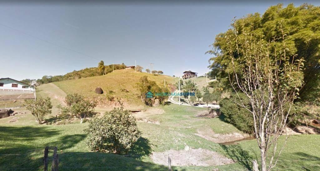 Terreno com 400m² à venda em Santo Amaro da Imperatriz