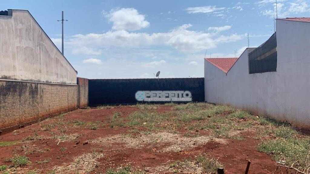 Terreno à venda, 300 m² por R$ 330.000,00 - Monterey - Londrina/PR