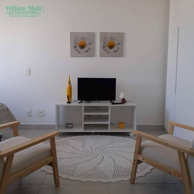 Studio com 1 dormitório à venda, 30 m² por R$ 250.000,00 - Gopoúva - Guarulhos/SP