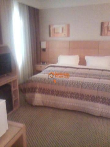 Flat com 1 dormitório à venda, 30 m² por R$ 160.000,00 - Centro - Guarulhos/SP