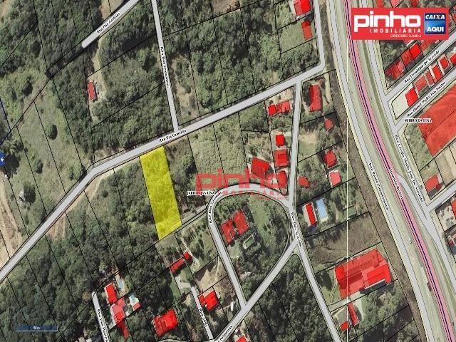 Terreno à venda, 2130 m² por R$ 355.550,00 - Jardim Janaína - Biguaçu/SC