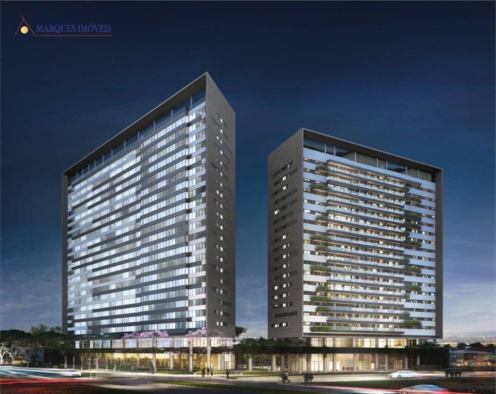 Flat residencial à venda, Cidade Nova I, Indaiatuba - FL0007.