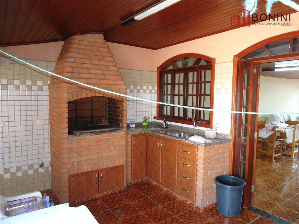 Casa 3 Dorm, Jardim São Domingos, Americana (SO0051) - Foto 13