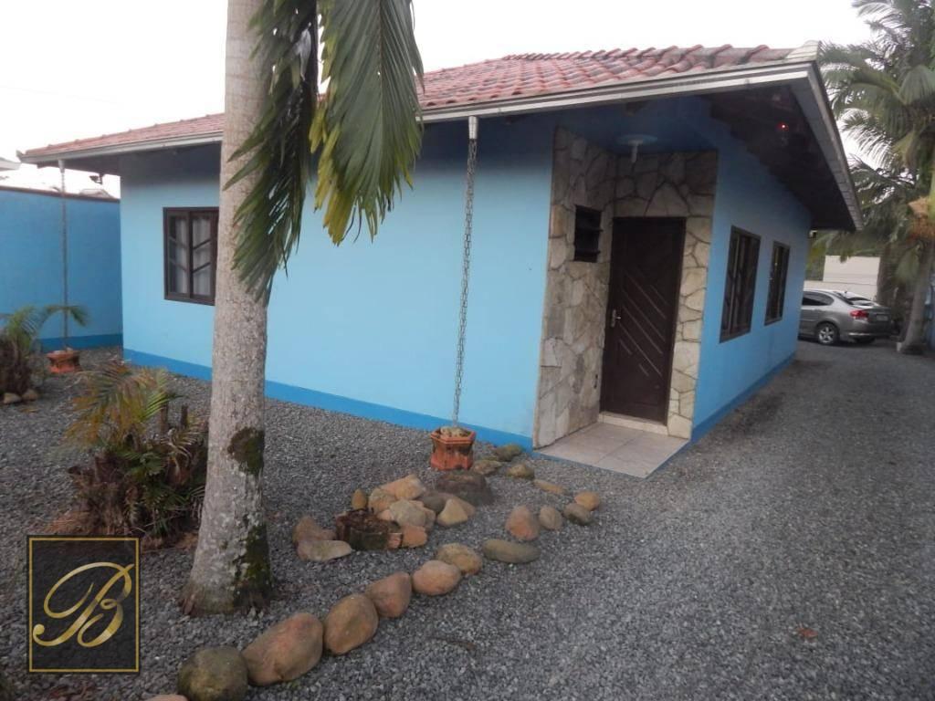 Casa com 1 suíte mais 2 dormitorios à venda, 126 m² por R$ 420.000 - Costa e Silva - Joinville/SC