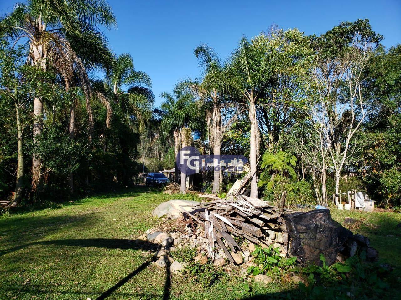 Chácara à venda, 8504 m² por R$ 480.000 - Zona Rural - Tijucas do Sul/PR