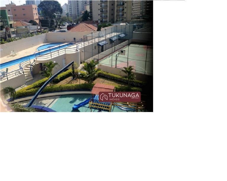 Apartamento com 4 dormitórios, 4 suítes, 160 m² - Bela Vista - Osasco/SP