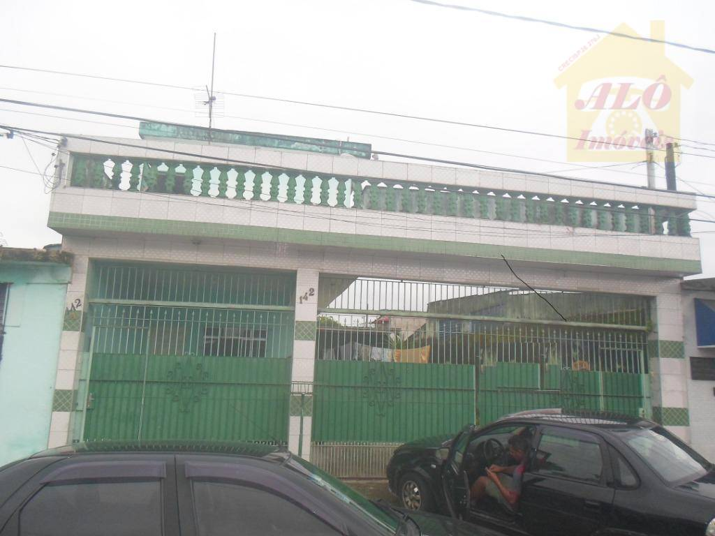 Sobrado à venda, 235 m² por R$ 380.000,00 - Esmeralda - Praia Grande/SP